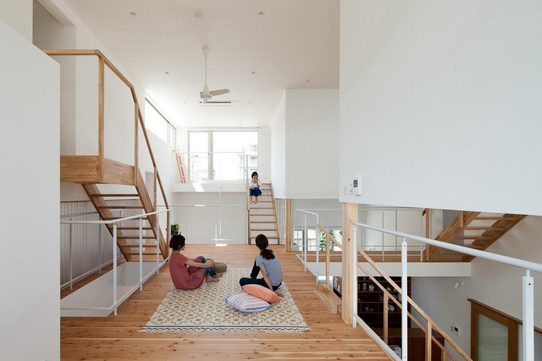 white loft apartment (10)