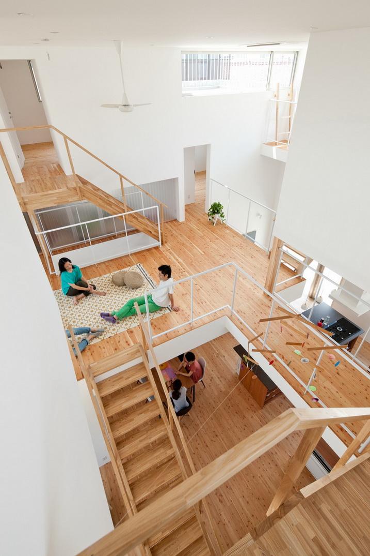 white loft apartment (7)