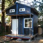 บ้านขนาดจิ๋วสไตล์ลอฟท์ ความเรียบง่ายลงตัว ในขนาดพื้นที่กะทัดรัด