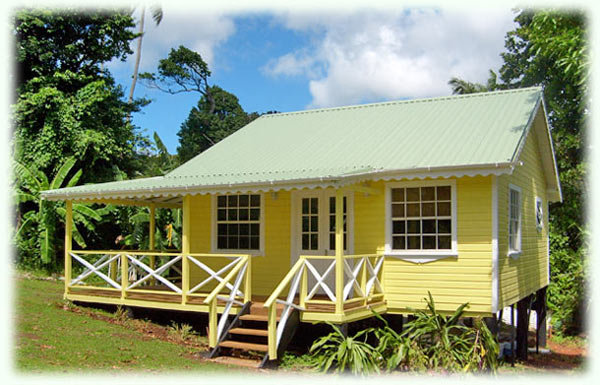 yellow carribean cottage (1)