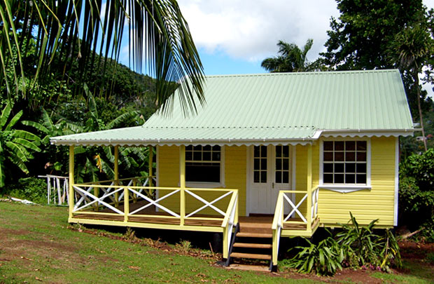 yellow carribean cottage (2)