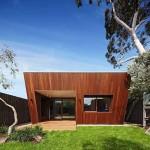 บ้านไม้ทรงโมเดิร์นล้ำยุค ที่สุดแห่งความทันสมัย ด้วยวัสดุธรรมชาติ