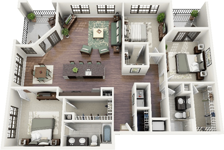 12-three-bedroom-apartment-layout