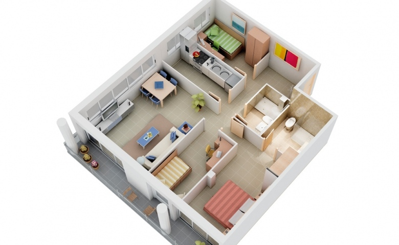 13-small-3-bedroom-house-plans
