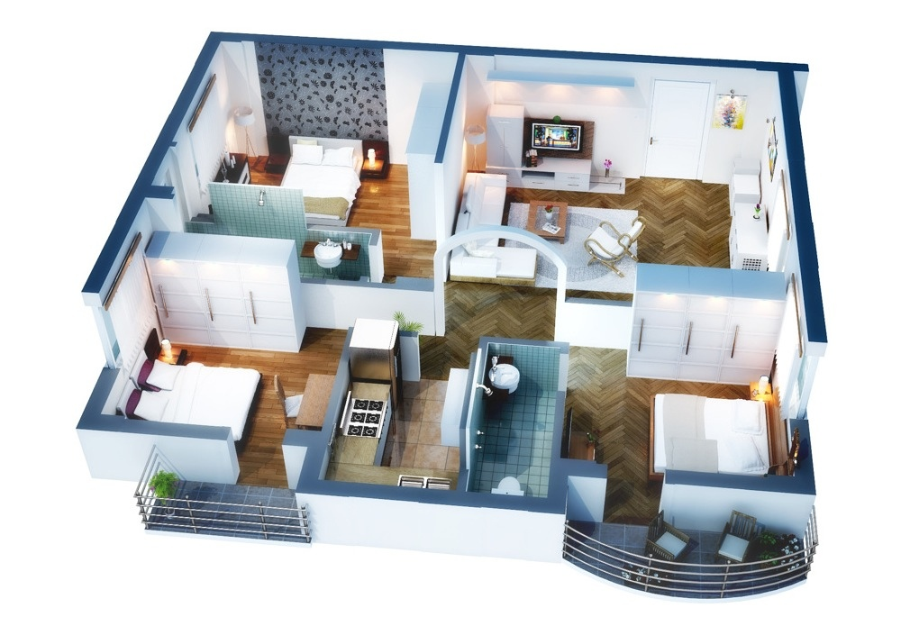 14-3-bedroom-home-plans