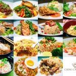 """15 เมนูข้าวผัดสุดอร่อย """"ทำง่ายๆ"""" โดย ChingCanCook"""