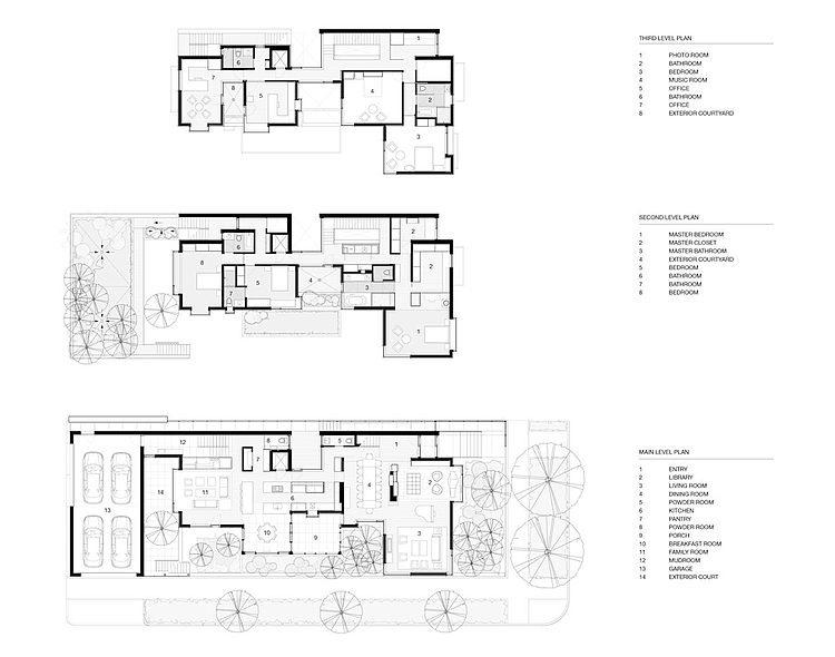 3 storey wooden modern contemporary house (11)