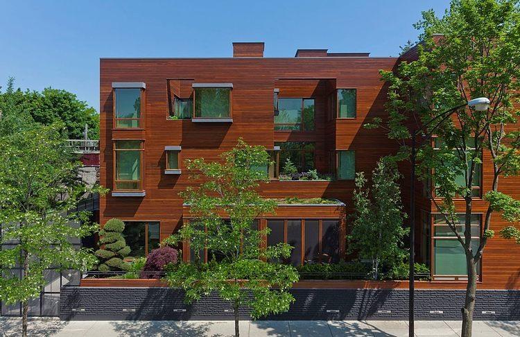 3 storey wooden modern contemporary house (2)