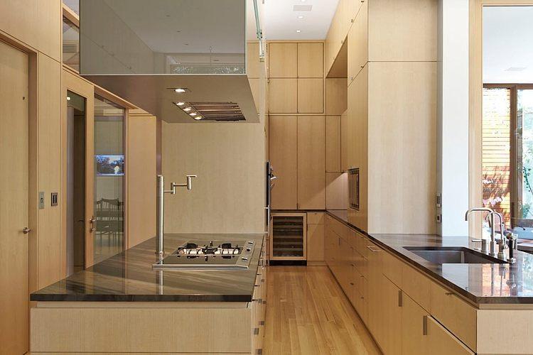 3 storey wooden modern contemporary house (7)