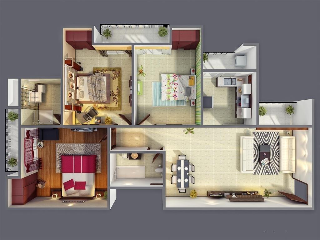 30-beautiful-3-bedroom-houses