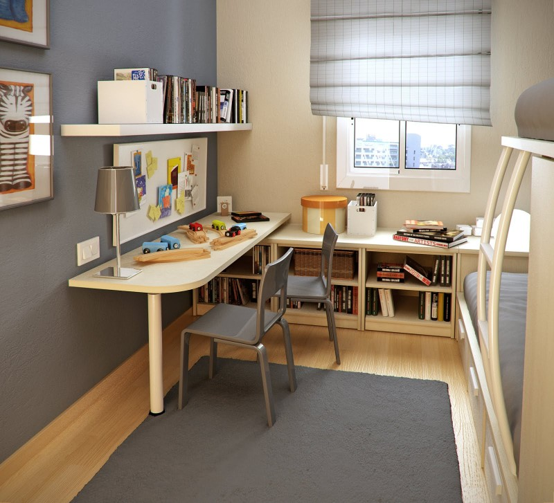 30 small bedroom interior designs (25)