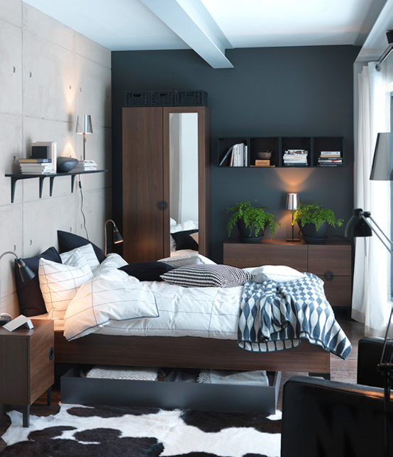 30 small bedroom interior designs (6)