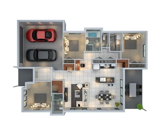 36-3-bedroom-with-parking-space-floor-plan
