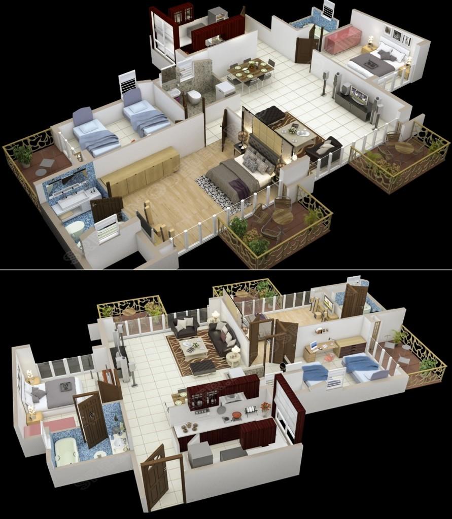 41-3-bedroom-with-3-balconies