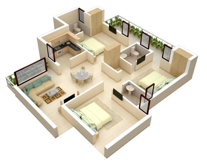 47-small-3-bedroom-floor-plans