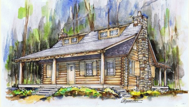5 cabin and house plans (8)