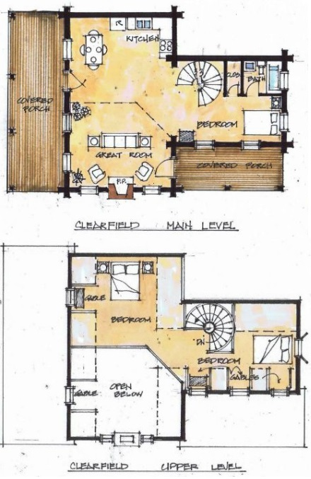 5 cabin and house plans (9)