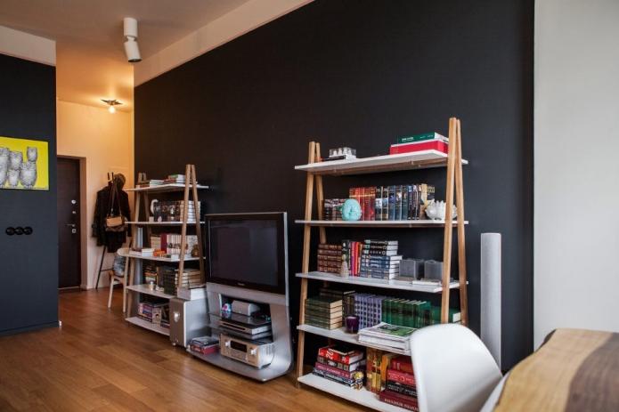 50 sqm one-bedroom apartment modern design (4)
