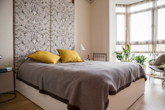 50 sqm one-bedroom apartment modern design (7)