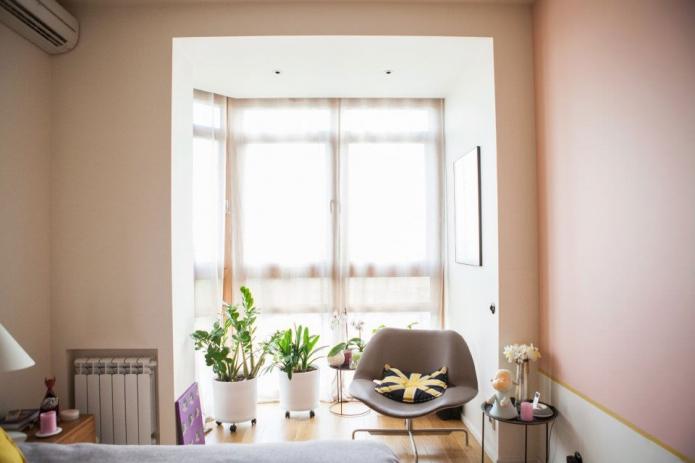 50 sqm one-bedroom apartment modern design (9)