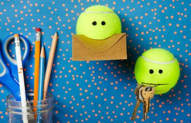 6 ways to use tennis ball (1)