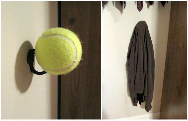 6 ways to use tennis ball (2)