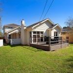 บ้านระเบียงหน้าแคบ ออกแบบเรียบง่าย สำหรับครอบครัวขนาดใหญ่
