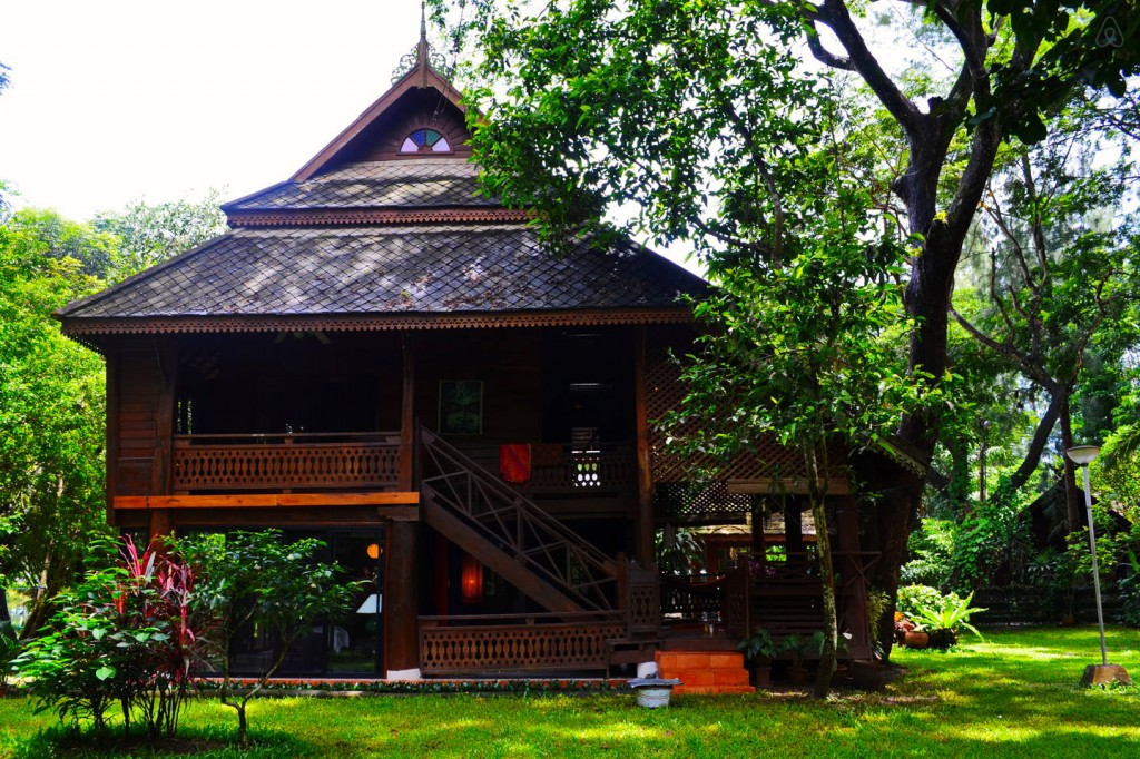 TRANQUIL COZY LANNA house (1)