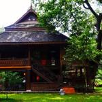 บ้านไทยสไตล์ล้านนา กับบรรยากาศธรรมชาติเงียบสงบ