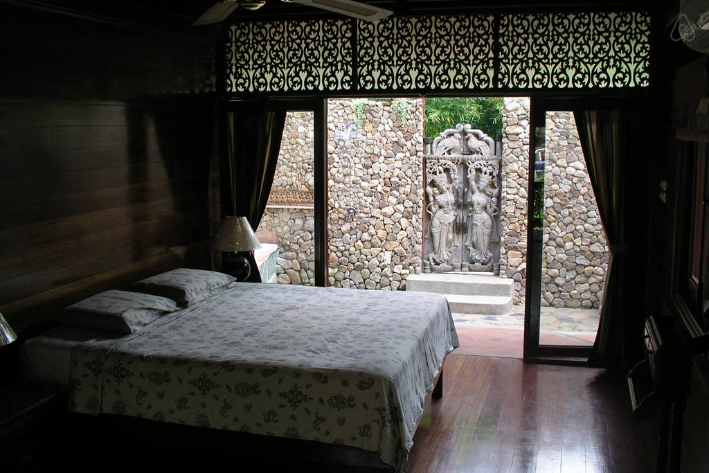 bali contemporary rustic house (7)