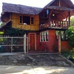 บ้านแนวกึ่งชนบทสไตล์ไทย สัมผัสชีวิตทันสมัย ท่ามกลางวิวธรรมชาติแสนสวย
