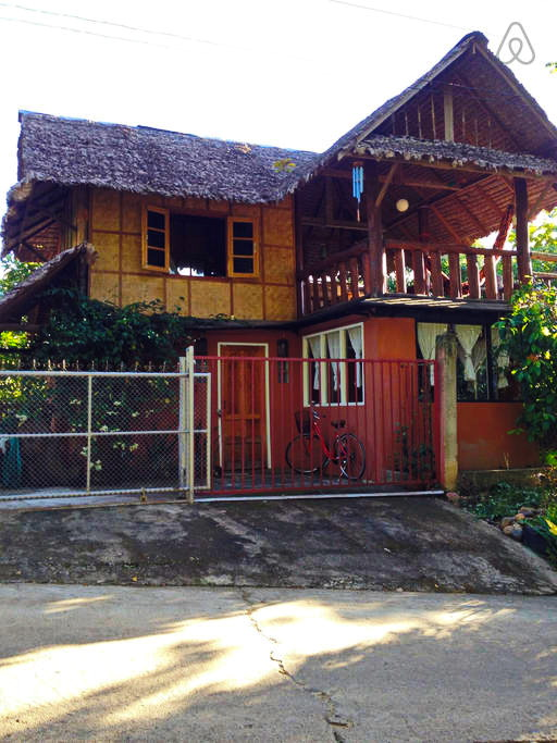 charming semi rustic house (2)