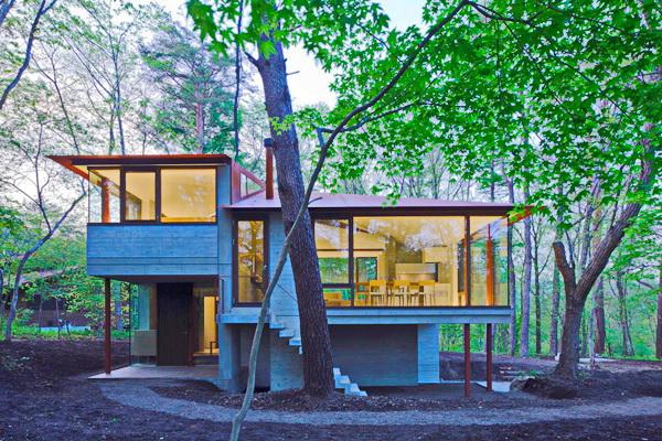 contemporary open concept house (1)