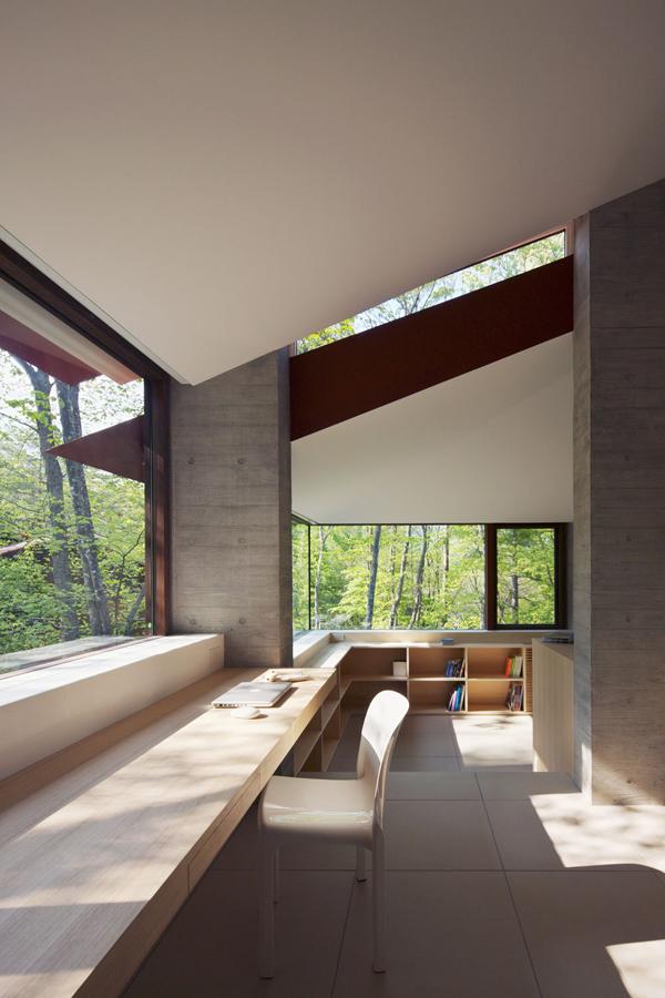 contemporary open concept house (12)