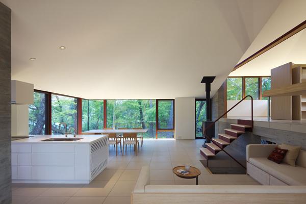 contemporary open concept house (13)