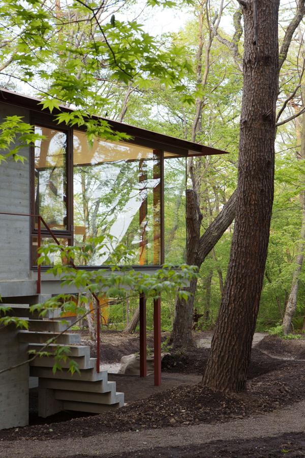 contemporary open concept house (7)