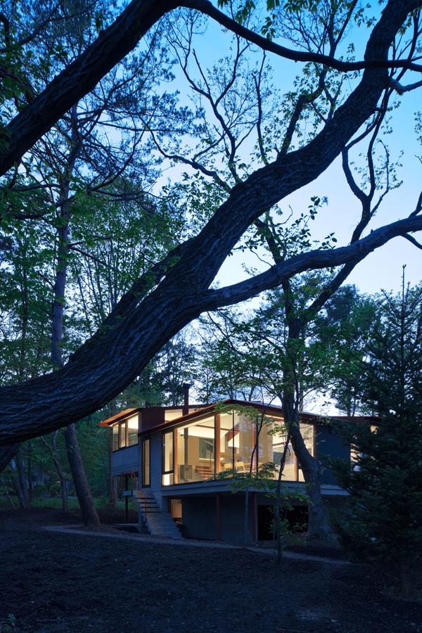 contemporary open concept house (9)