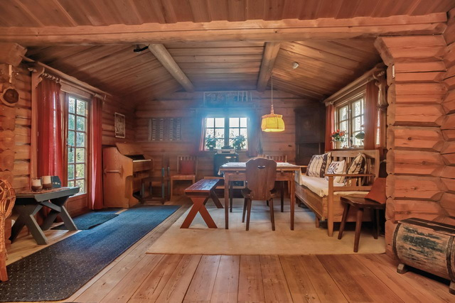 country classical cabin (7)