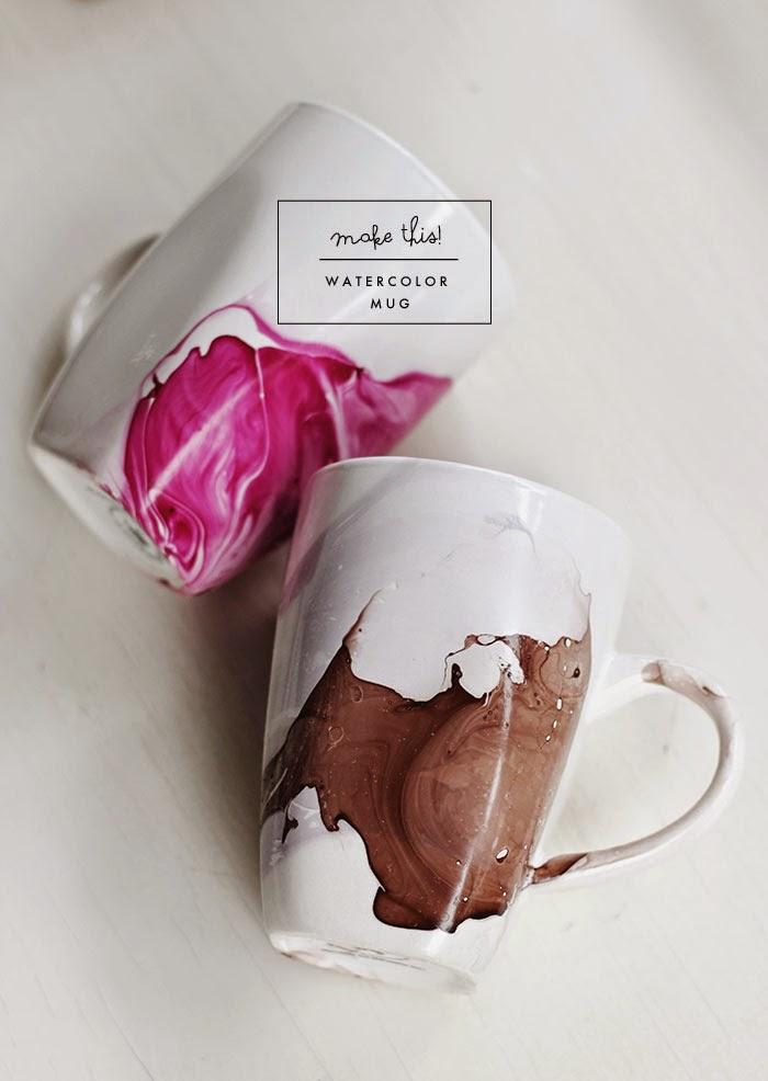diy-watercolor-mug glass (1)