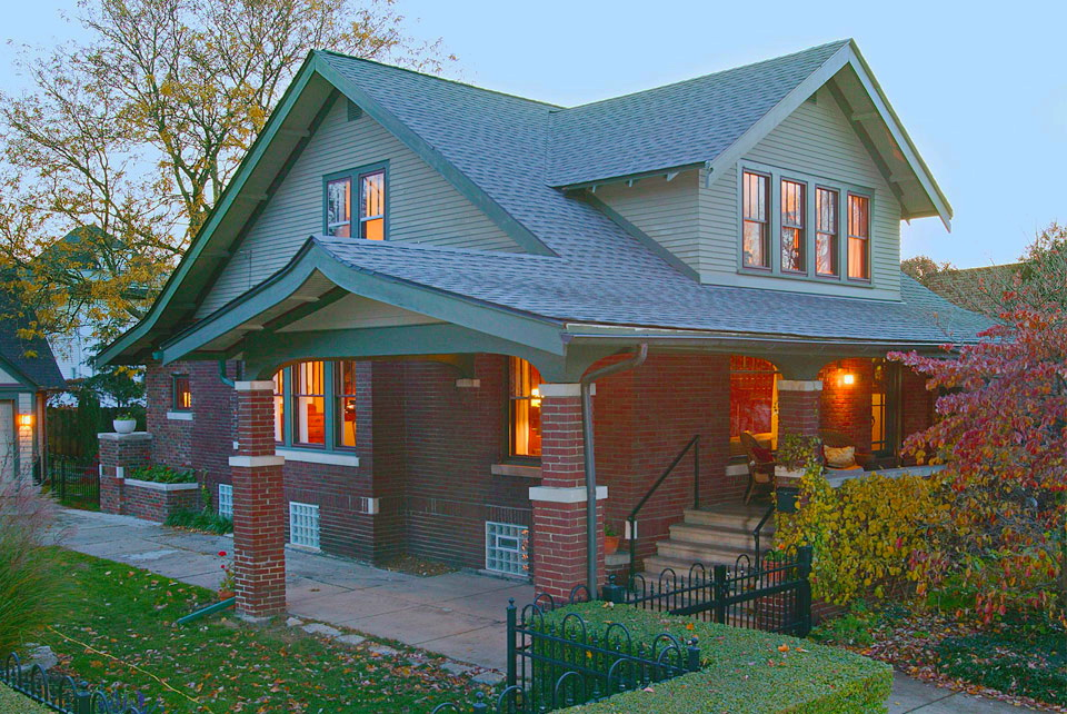 family classical stylish bungalow (7)