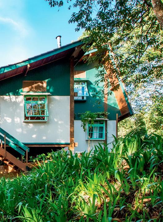 mountain view greenish cottage (10)