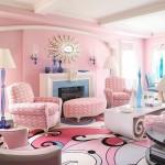"""ไอเดียตกแต่งภายใน  """"บ้านโทนสีชมพู"""" เน้นความน่ารักเป็นพิเศษ"""