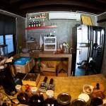 Review : รีโนเวท บ้านไม้ครึ่งปูน ให้กลายเป็น ร้านกาแฟ
