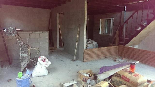 renovate concrete house to coffee shop (4)