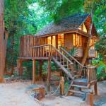 """""""บ้านริมธาร"""" บ้านไม้สไตล์ชนบท สัมผัสบรรยากาศธรรมชาติแบบดั้งเดิม"""