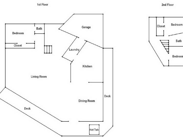 sunriver loft contemporary house (8)