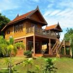 บ้านไทยประยุกต์ ผสมผสานความดั้งเดิมและทันสมัยได้อย่างลงตัว