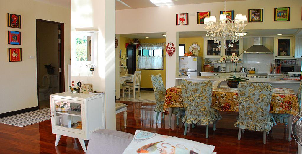 thai contemporary modern big house (9)