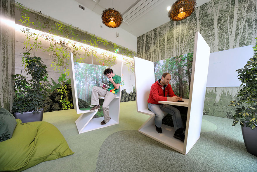 12 coolest offices in the world (11)
