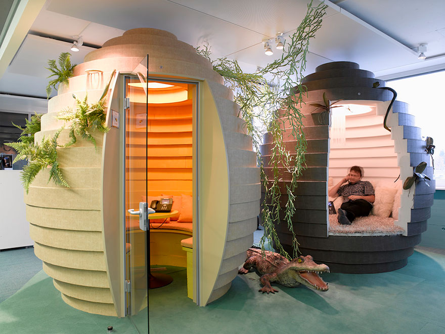 12 coolest offices in the world (14)